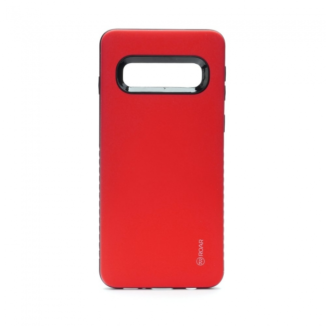 Θηκη για Samsung Galaxy S10 Roar Rico Armor Red