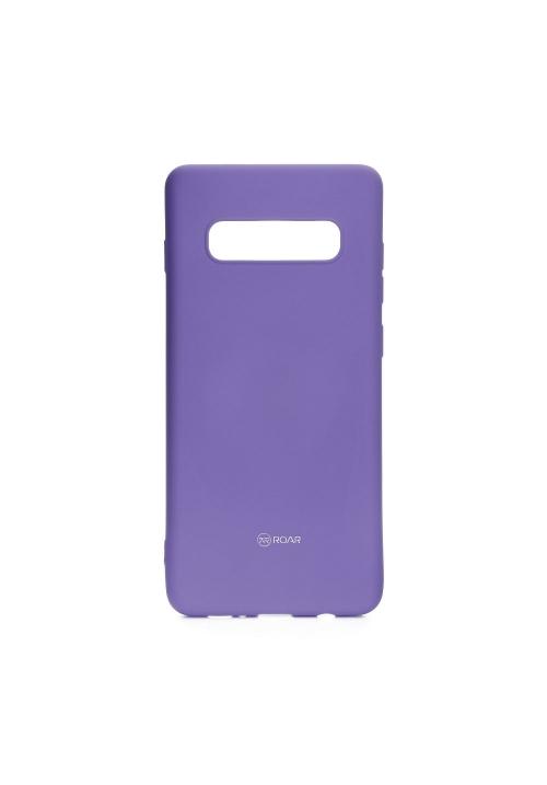 Θηκη για Samsung Galaxy S10 Roar Colorful Purple