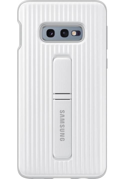 Θήκη για Samsung Galaxy S10e Standing Back Cover White Original EF-RG970CWE