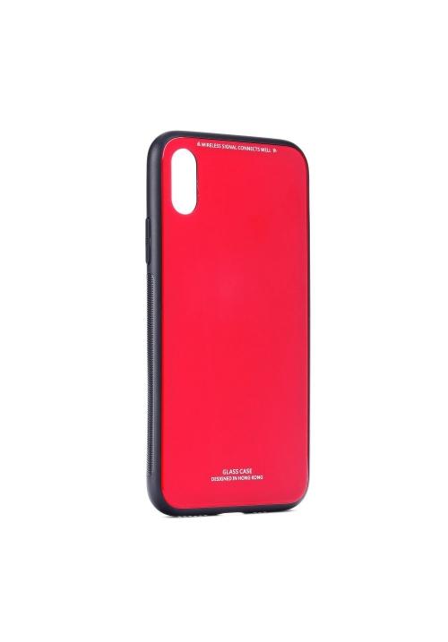 Θήκη για Samsung Galaxy S10e Forcell Glass Red