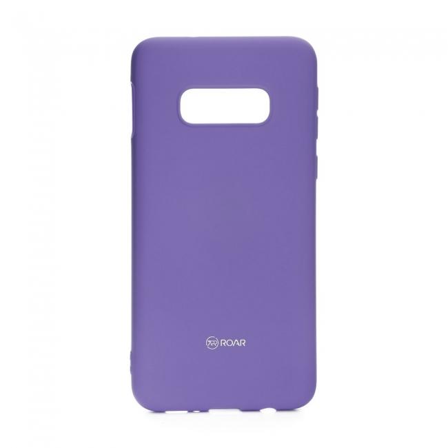 Θηκη για Samsung Galaxy S10e Roar Colorful Purple