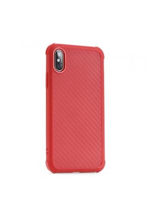 Θηκη για Samsung Galaxy S10 Plus Roar Armor Carbon Red