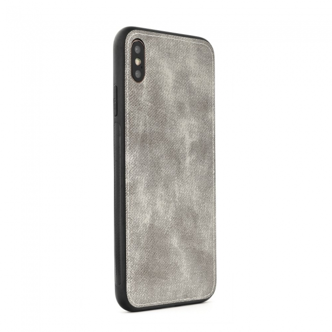 Θηκη για Samsung Galaxy S10 Plus Forcell Denim Grey