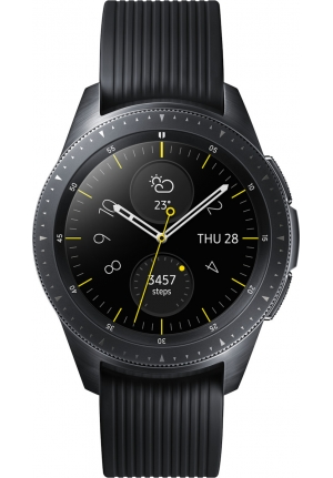 SAMSUNG GALAXY WATCH 42mm SM-R810 BLACK EU