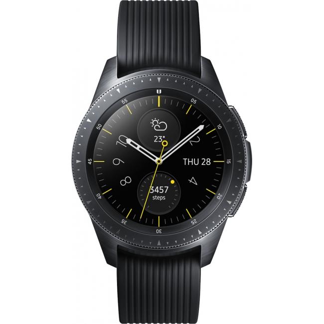 SAMSUNG GALAXY WATCH 42mm SM-R810 BLACK EU