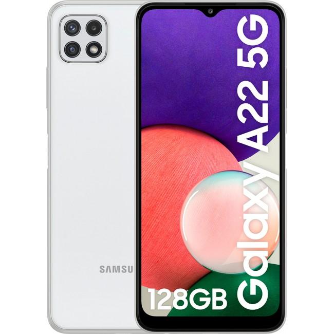 SAMSUNG GALAXY A22 A226 64GB 4GB 5G DUAL WHITE EU