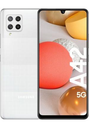 SAMSUNG GALAXY A42 A426 5G 128GB 4GB DUAL PRISM DOT WHITE EU