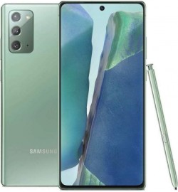 SAMSUNG GALAXY NOTE 20 N980 256GB DUAL MYSTIC GREEN EU