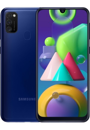 SAMSUNG GALAXY M215 M21 64GB DUAL BLUE EU