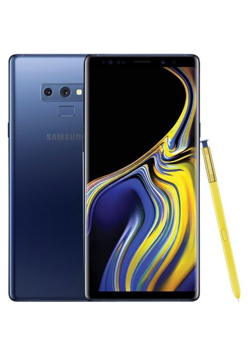 SAMSUNG GALAXY NOTE 9 N960 128GB DUAL BLUE EU