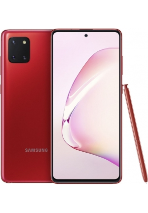 SAMSUNG GALAXY NOTE 10 LITE N770 128GB 6GB RAM DUAL RED EU