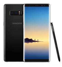 SAMSUNG N950F GALAXY NOTE 8 64GB DUAL MIDNIGHT BLACK EU