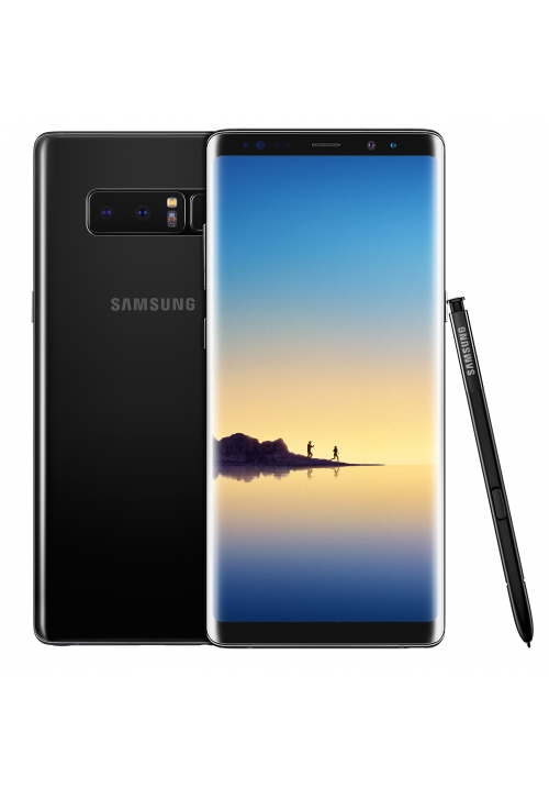 SAMSUNG GALAXY NOTE 8 N950F 64GB DUAL MIDNIGHT BLACK EU