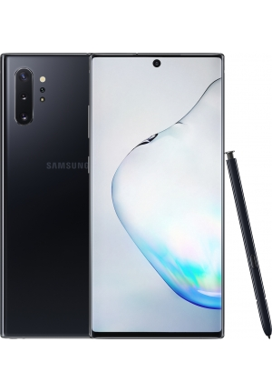 SAMSUNG GALAXY NOTE 10 PLUS N975 256GB DUAL BLACK EU
