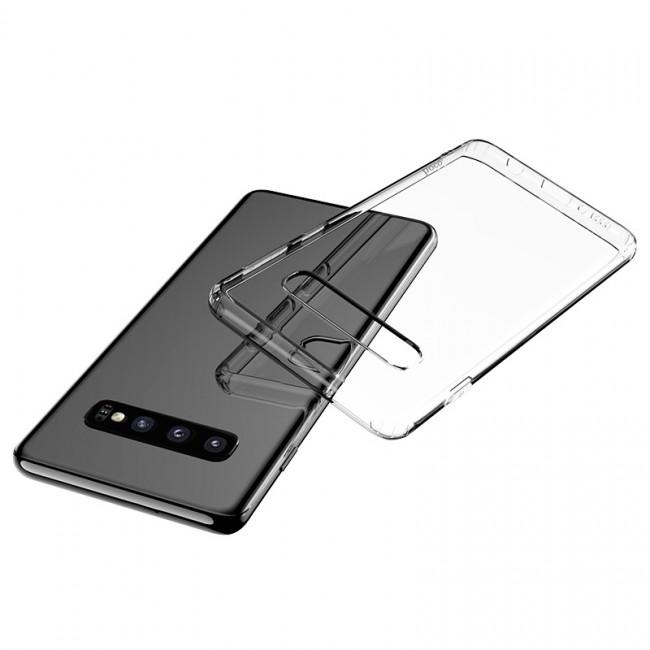 Θήκη για Samsung Galaxy S10 Plus Tpu Clear 0.5mm