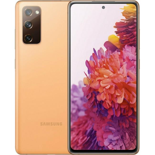 SAMSUNG GALAXY S20 FE G781 128GB 5G DUAL ORANGE EU