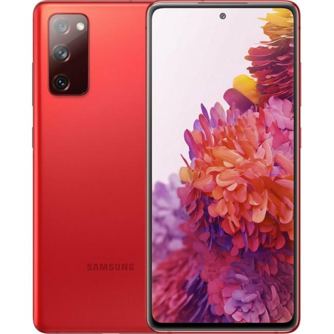 SAMSUNG GALAXY S20 FE G781 5G 128GB DUAL RED EU