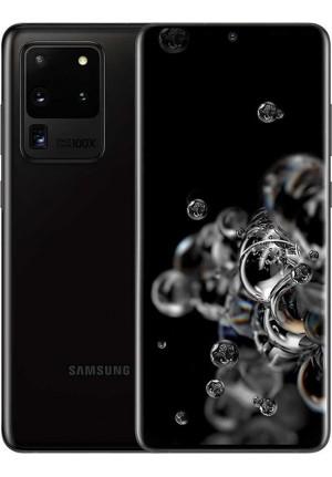 SAMSUNG GALAXY S20 ULTRA G988 128GB 12GB DUAL BLACK EU