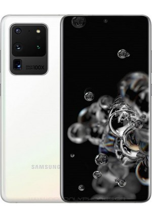 SAMSUNG GALAXY S20 ULTRA G988 128GB 12GB DUAL WHITE EU