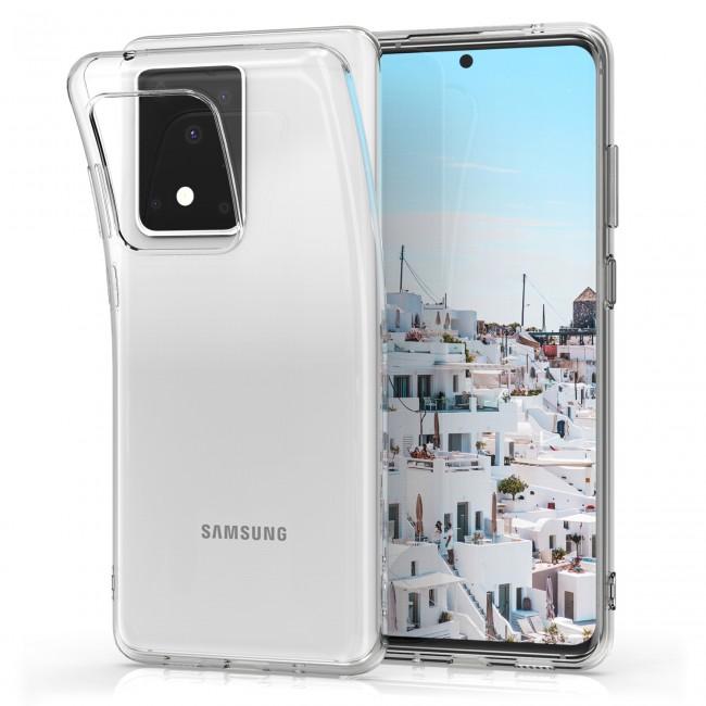 Θήκη για Samsung Galaxy S20 Ultra Tpu Box Clear 2mm