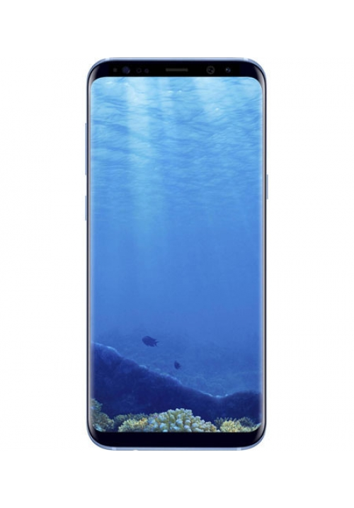SAMSUNG G950 GALAXY S8 64GB CORAL BLUE TIM EU