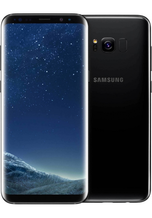 SAMSUNG G955 GALAXY S8+ 64GB MIDNIGHT BLACK EU