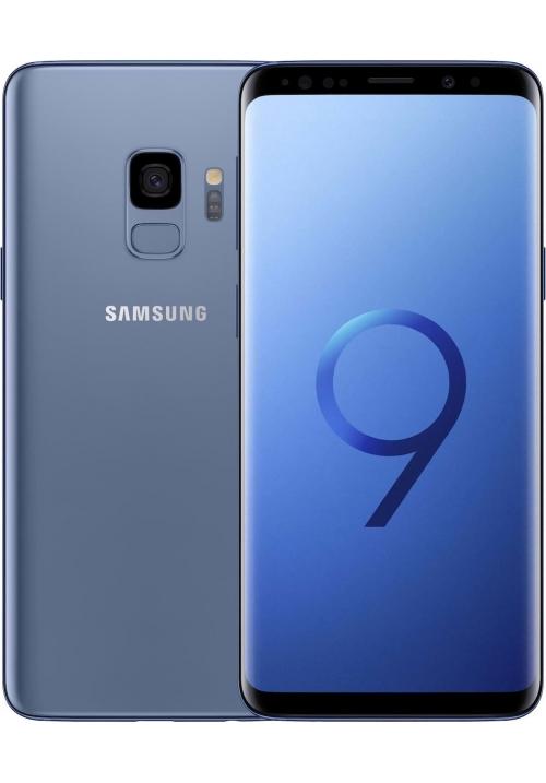 SAMSUNG G960 GALAXY S9 64GB DUAL CORAL BLUE EU