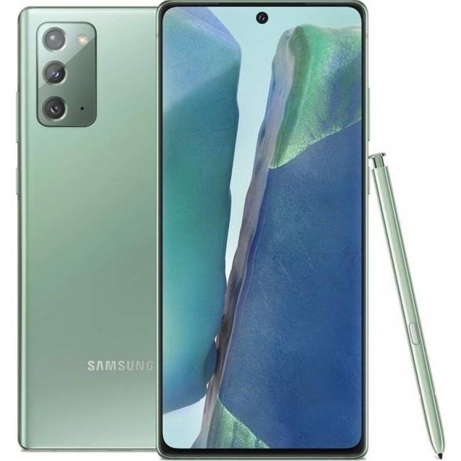 SAMSUNG GALAXY NOTE 20 N981 256GB 5G DUAL GREEN EU