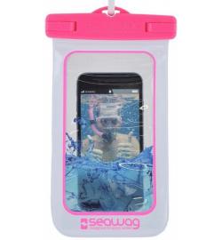 Θήκη για Smartphone Waterproof Seawag White-Pink W3X
