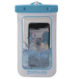 Θήκη για Smartphone Waterproof Seawag White-Blue W2X