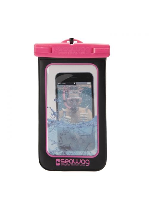 Θήκη για Smartphone Waterproof Seawag Black-Pink B3X