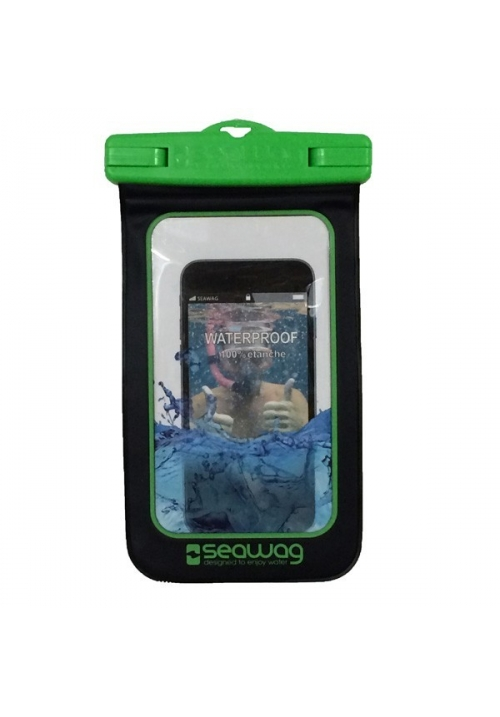 Θήκη για Smartphone Waterproof Seawag Black-Green B4X