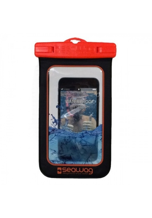 Θήκη για Smartphone Waterproof Seawag Black-Orange B5X