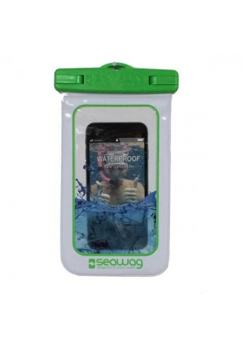 Θήκη για Smartphone Waterproof Seawag White-Green W4X