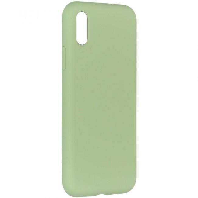 Θήκη για Samsung Galaxy A50 / A50S / A30S Senso Liquid Backcover Green SELISAMA50GR