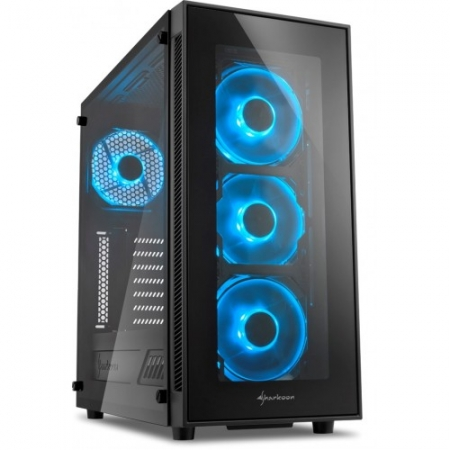 CASE SHARKOON TG5 BLUE 40449510...