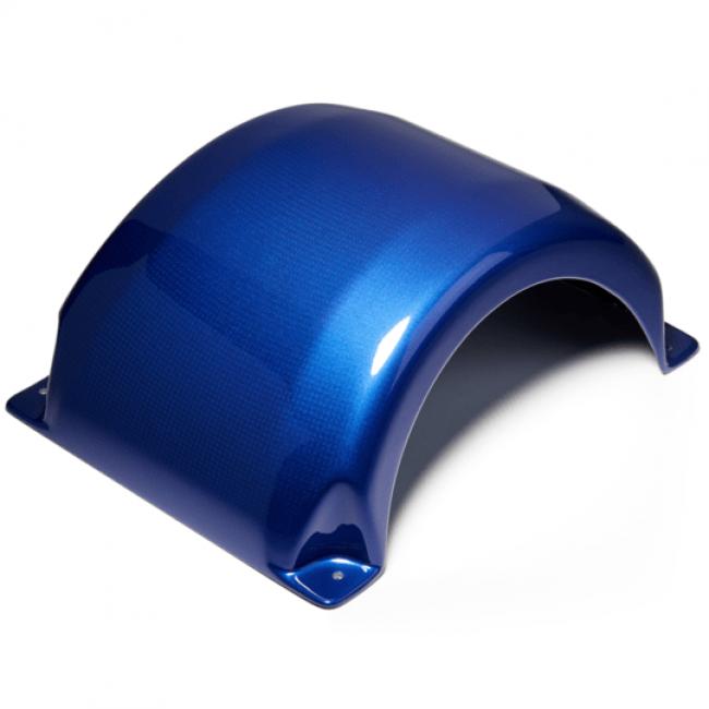 ELECTRIC SKATEBOARD PLASTIC GUARD PINT FENDER KIT NAVY BLUE OW1-00203-06