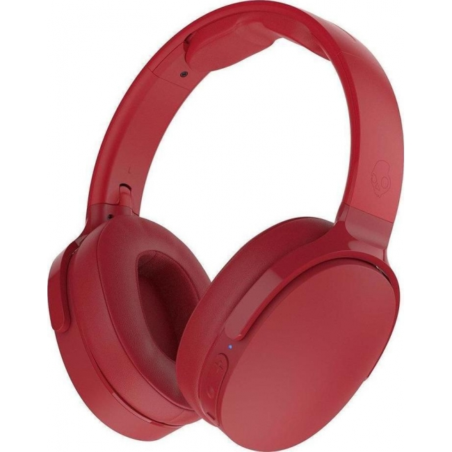 HEADPHONES SKULLKANDY HESH 3 BLUETOOTH WIRELESS RED