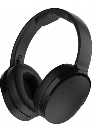 HEADPHONES SKULLKANDY HESH 3 BLUETOOTH WIRELESS BLACK