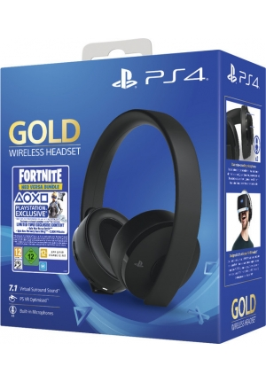 SONY PLAYSTATION WIRELESS HEADSET FORTNITE NEO VERSA BUNDLE (CUHYA-0080)