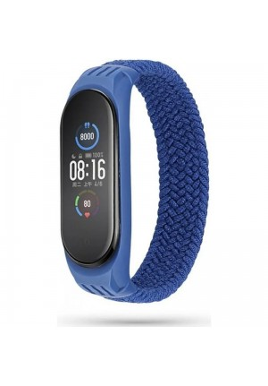 TECH PROTECT LOOP STRAP FOR XIAOMI MI BAND 5/6 NAVY