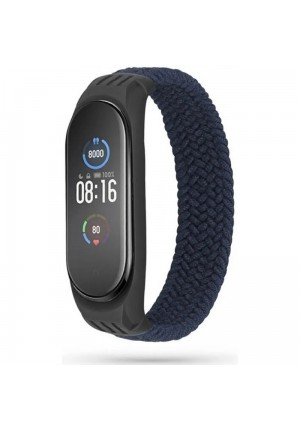 TECH PROTECT LOOP STRAP FOR XIAOMI MI BAND 5/6 CHARCOAL