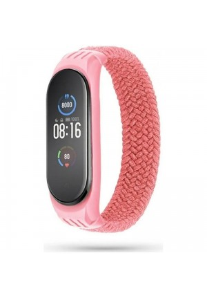 TECH PROTECT LOOP STRAP FOR XIAOMI MI BAND 5/6 PINK