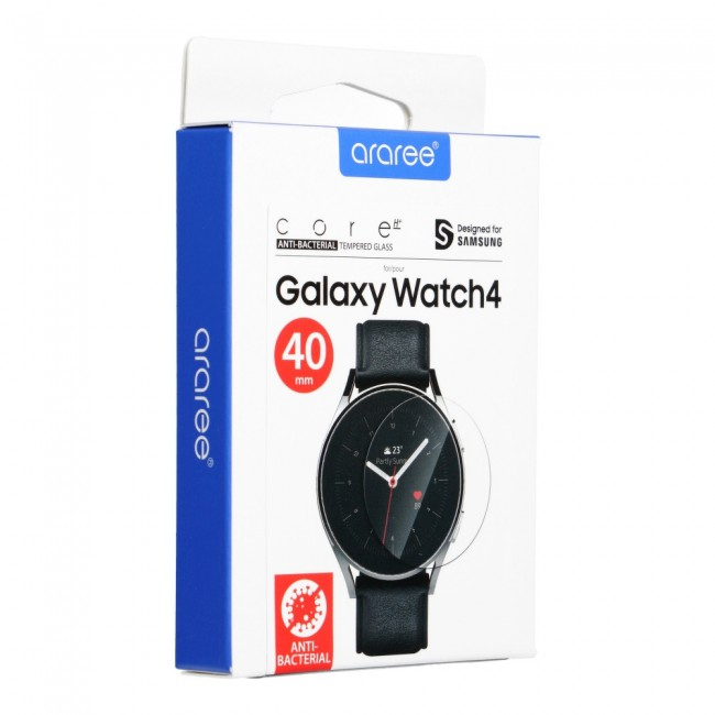 TEMPERED GLASS ARAREE SUB CORE FOR SAMSUNG WATCH 4 (42mm) CLEAR