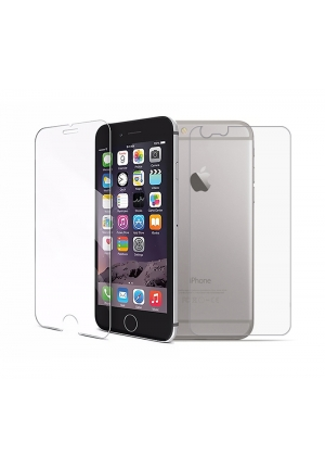 Tempered Glass 9h for Apple IPhone 7/8 Front + Back