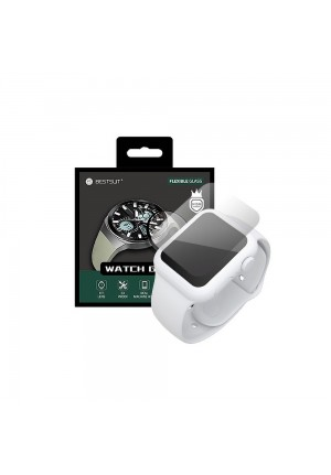 Bestsuit Flexible Hybrid Glass 9H for Huawei Watch GT 2E 46mm