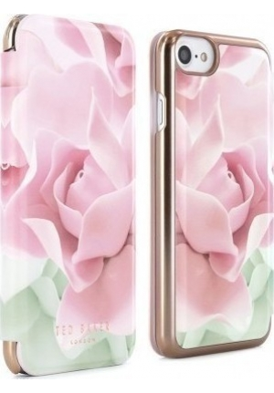 Θηκη για Apple Iphone 6/6S/7/8 Ted Baker Folio Rose Nude (41786)