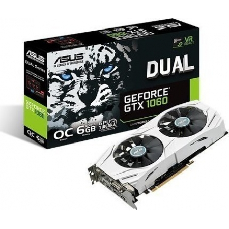 VGA ASUS GEFORCE GTX1060 6GB DU...