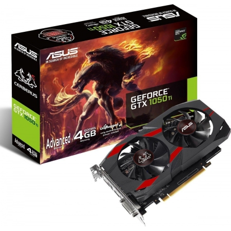 VGA ASUS GEFORCE GTX1050Ti 4GB ...