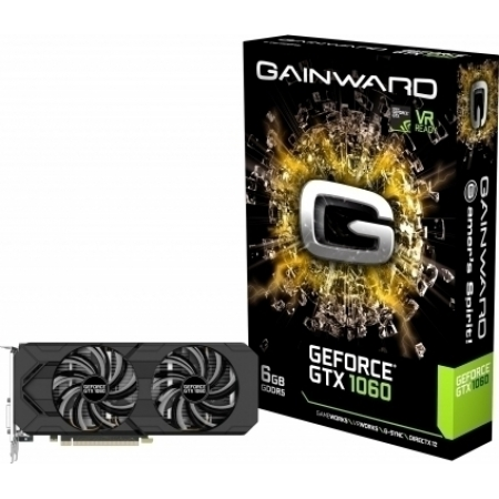 VGA GAINWARD GEFORCE GTX1060 6G...